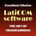 LatiCOM Software