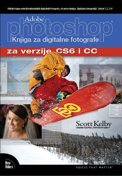 Photoshop CS6 i CC za digitalne fotografe